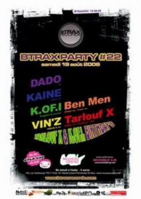 Btrax Party 22