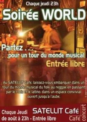 Soirée World
