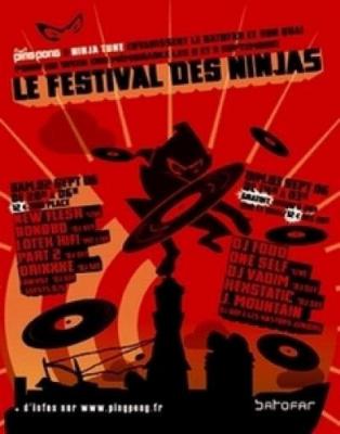 Festival Ninja Tunes