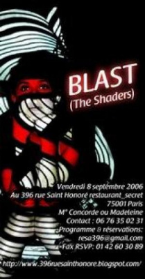 Dj BLAST (the shaders)