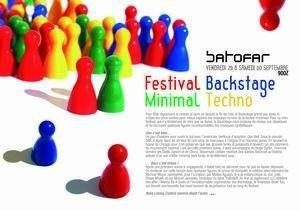 Festival  Backstage