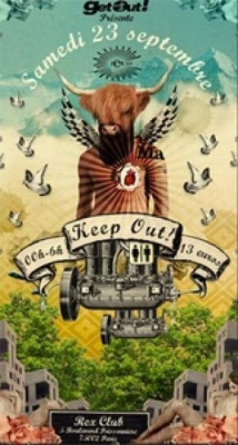 KEEP OUT  !  SAISON II