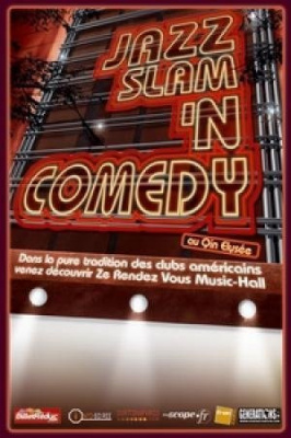 Jazz Slam  n Comedy
