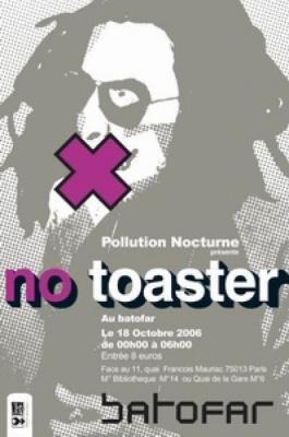 No Toaster
