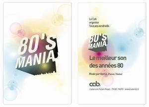 80 s mania