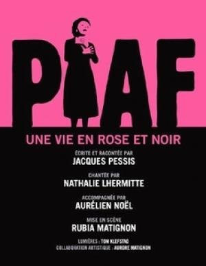 Piaf, une vie en rose et noir   Cat  3