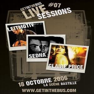 [GET IN THE BUS] LIVE SESSIONS #07