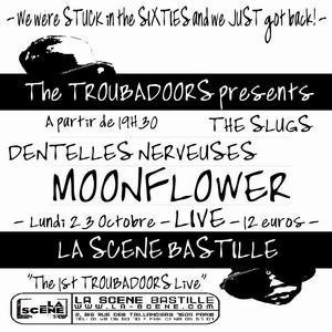 MOONFLOWER/ DENTELLES NERVEUSES / THE SLUGS