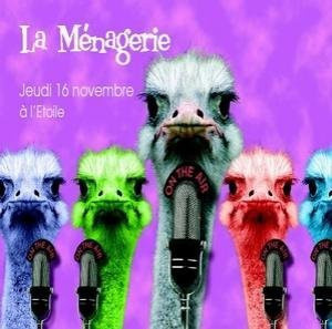 La Menagerie ... is back