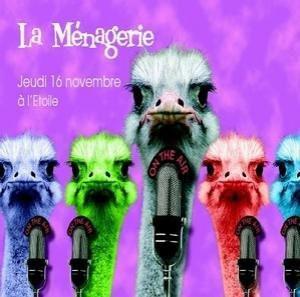 La Menagerie ... is back