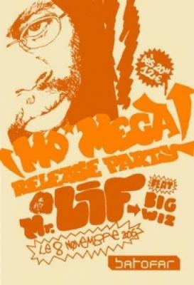 MO ' MEGA release party