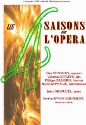 Les 4 saisons de l opera