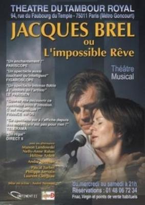 Jacques Brel ou l impossible reve