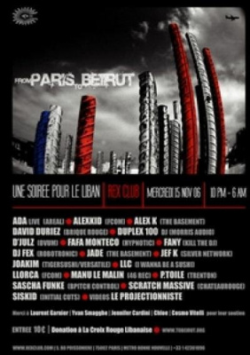 From PARIS to BEIRUT