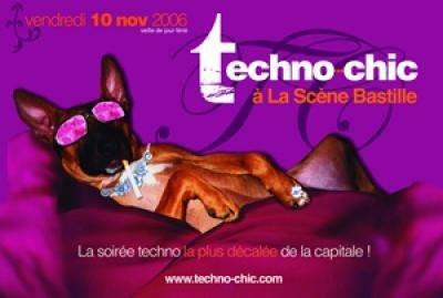 : TECHNO CHIC #3