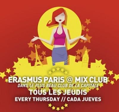 Erasmus Party @ Mix