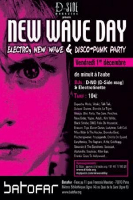 New Wave Day  2ans