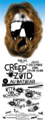 CREEP-O-ZOÏD