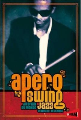 APÉRO SWING JAZZ : PADDY SHERLOCK & THE SWINGIN'LOVERS