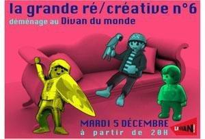 LA GRANDE RE/CREATIVE