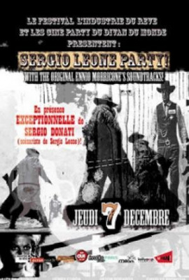 SERGIO LEONE PARTY