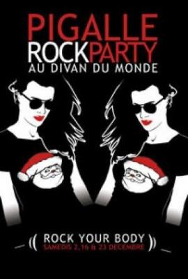PIGALLE ROCK PARTY l Clubbing l