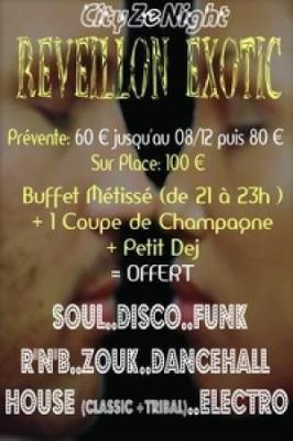 Bye Bye 2006, Hello 2007: Reveillon Exotic