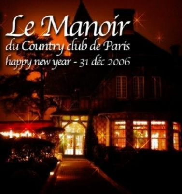 Diner + Soiree au Manoir Paris Country Club