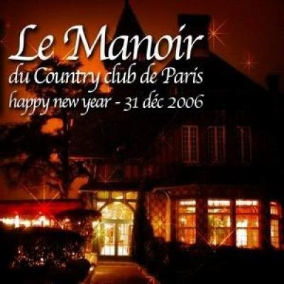 Soiree Open Bar au Manoir Paris Country Club