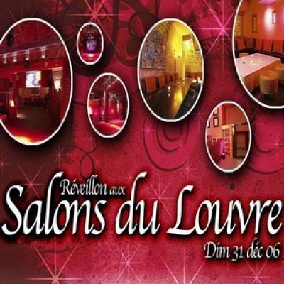 Soiree Open Bar aux salons du Louvre