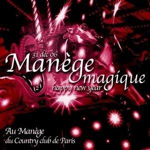 Diner + Soiree Le Manege Magique