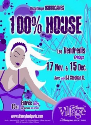 100 % House