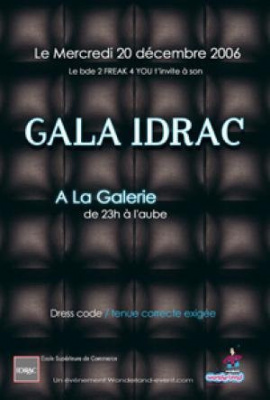 Gala Idrac