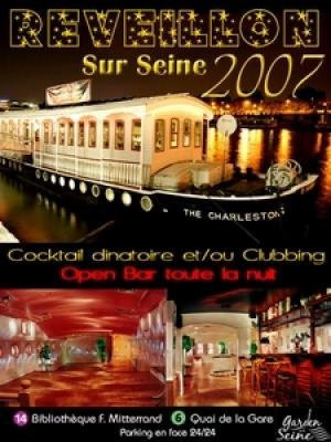 Reveillon sur Seine 2007
