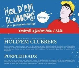 Hold em Clubbers au Club
