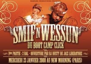 Smif'n'Wessun du Boot Camp Click