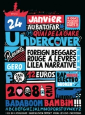 Under Cover All Stars Party
