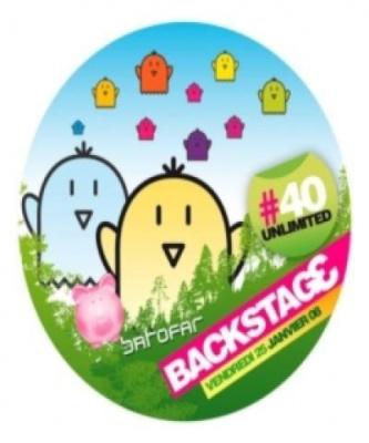 Backstage #40 Unlimited