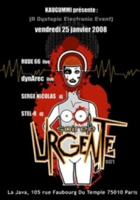Soirée Urgente #01