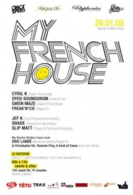 My French House Special B-Day