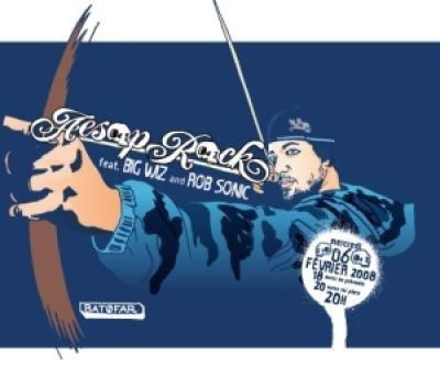 Aesop Rock feat. Big Wiz & Rob Sonic