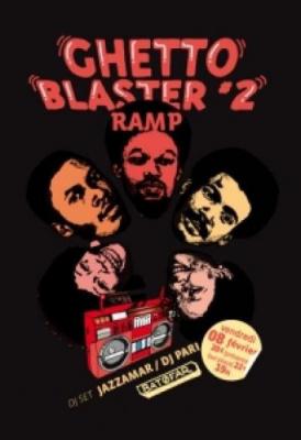 Ghettoblaster # 2