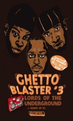 Ghettoblaster # 3