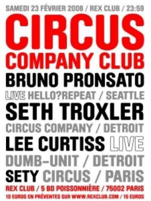 Circus Company Club