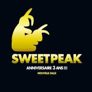 Sweetpeak Anniversaire - 3 Ans