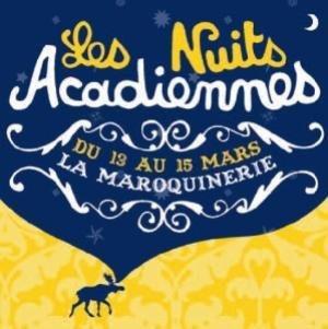 Les Nuits Acadiennes // Pascal Lejeune + Paul Hebert