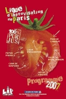 Cabaret d Impro - Ligue Impro de Paris