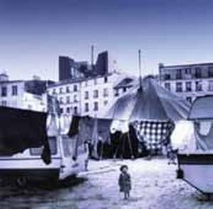 Cirque Romanes - Rien dans les poches