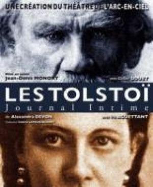 Les Tolstoi, journal intime