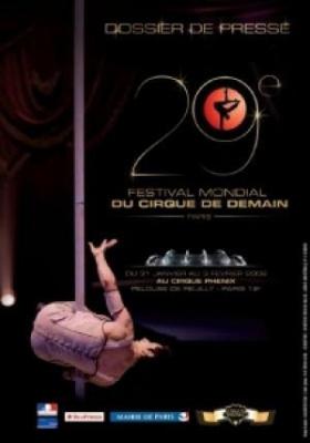 29e Festival Mondial du Cirque de demain